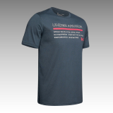 UA Men's Issued Short Sleeve