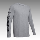 tričko Under Armour UA Men's Originators Long Sleeve Shirt