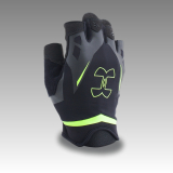 Men's Flux Half-Finger Training Gloves