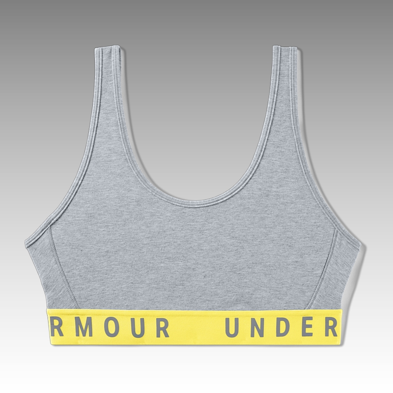 podprsenka Under Armour UA Women's Favourite Cotton Heathered Everyday Bra