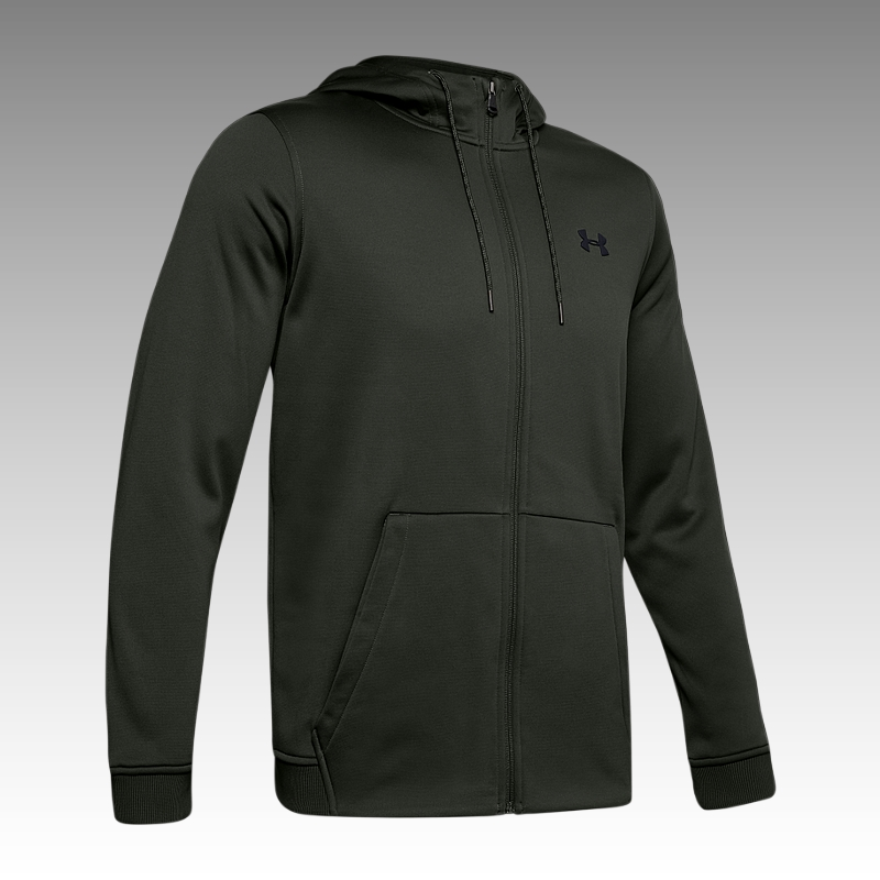 mikina Under Armour UA Men's Armour Fleece® Full-Zip Hoodie