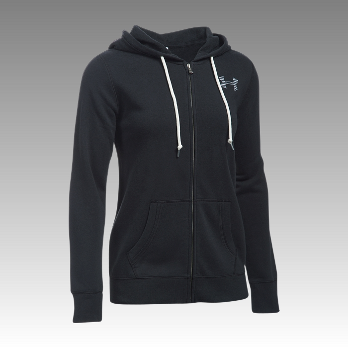 mikina Under Armour Women's Favorite Fleece Full Zip Hoodie