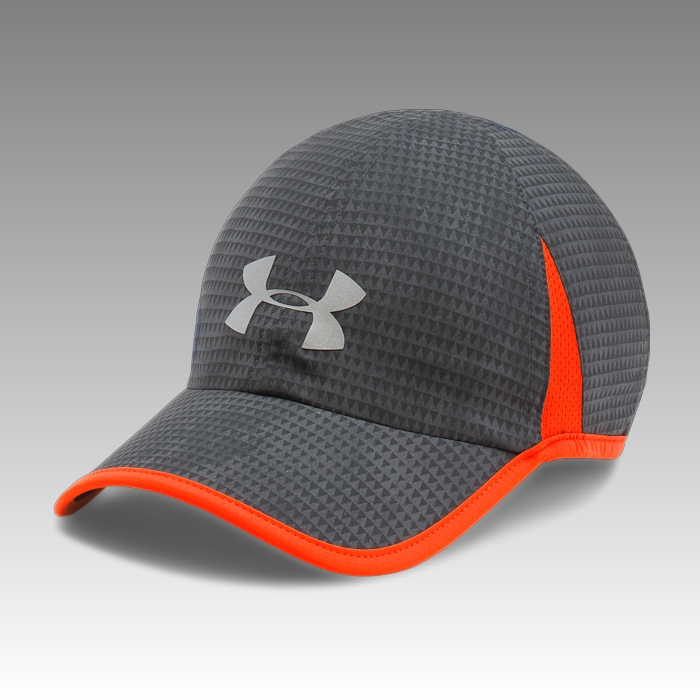 šiltovka Under Armour Men's Shadow 4.0 Run Cap