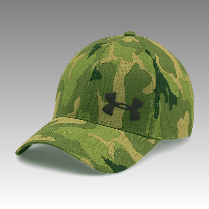 šiltovka Under Armour Men's ArmourVent™ Training Cap