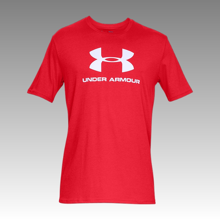 UA Men's Sportstyle Logo Graphic T-Shirt