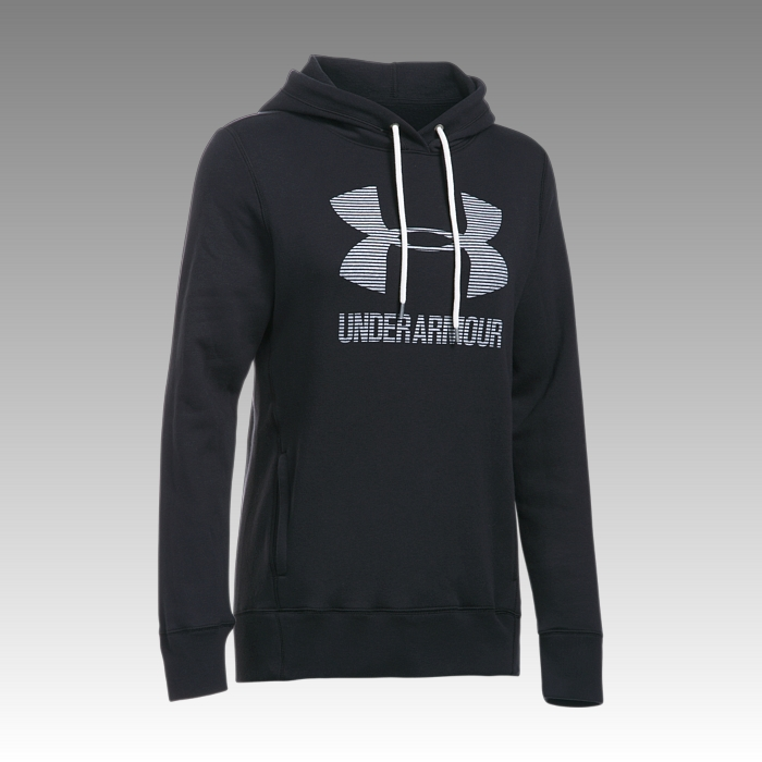 mikina Under Armour Women's Favorite Fleece Sportstyle Hoodie