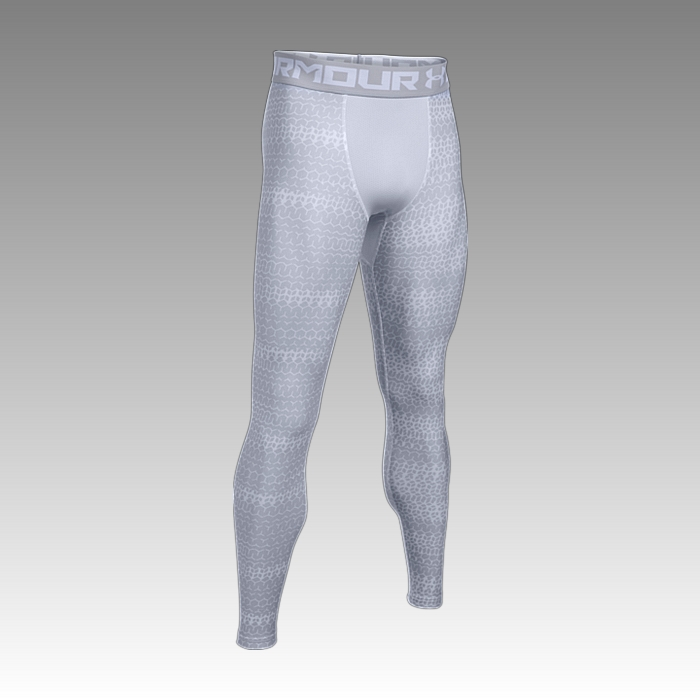 legíny Under Armour Men's HeatGear® Armour Printed Legging