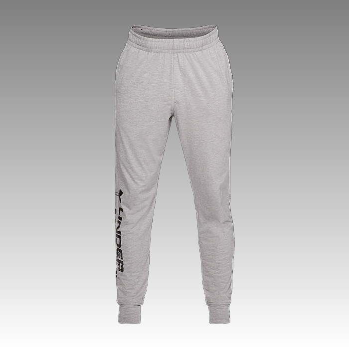 tepláky Under Armour UA Men's Sportstyle Cotton Graphic Joggers