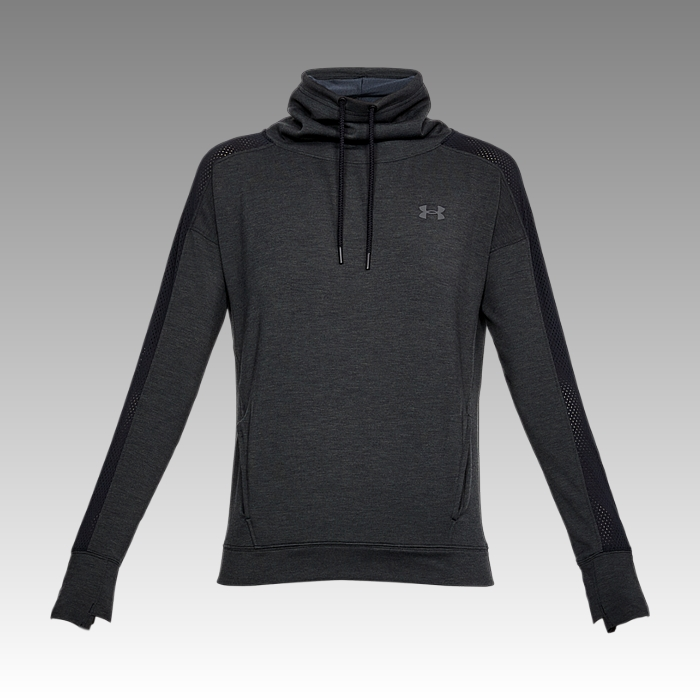mikina Under Armour UA Women's Featherweight Fleece Funnel Neck