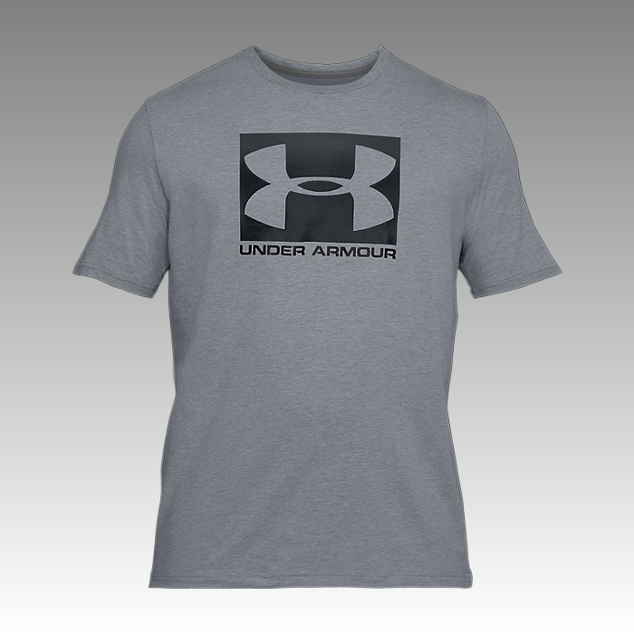 tričko Under Armour UA Men's Boxed Sportstyle T-Shirt