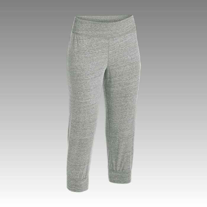 capri Under Armour Charged Cotton Legacy Capri