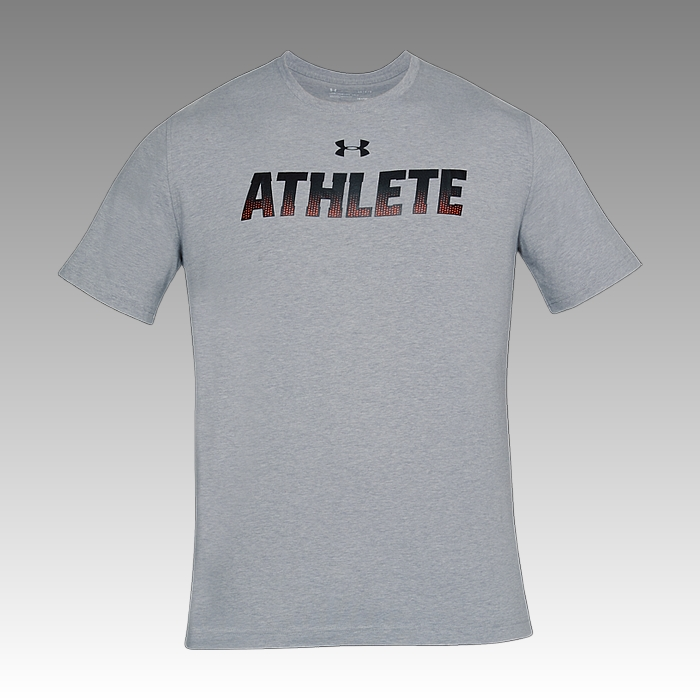 tričko Under Armour UA Men's Athlete T-Shirt