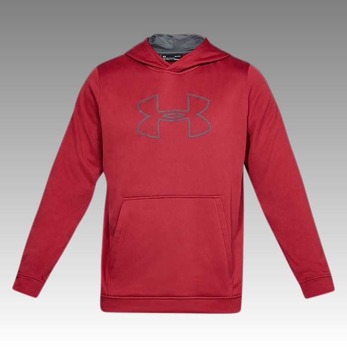 mikina Under Armour UA Men's Big Logo Hoodie