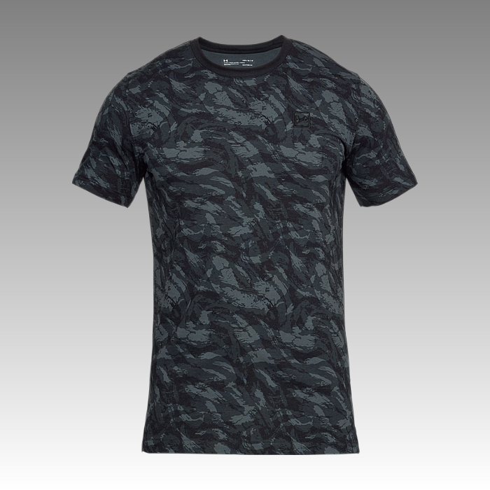tričko Under Armour UA Men's Sportstyle Printed Short Sleeve