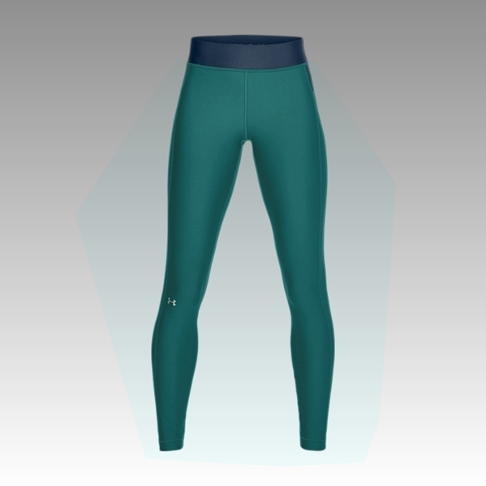 legíny Under Armour UA Women's HeatGear® Armour Leggings