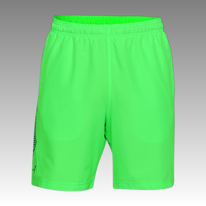 šortky, kraťasy Under Armour UA Men's Woven Graphic Shorts