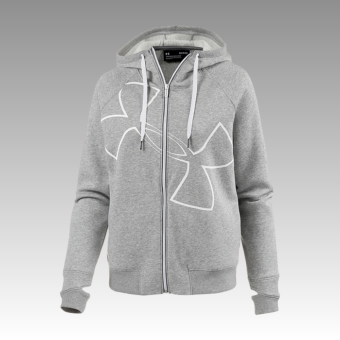 mikina Under Armour UA Women's Big Logo FZ Hoodie