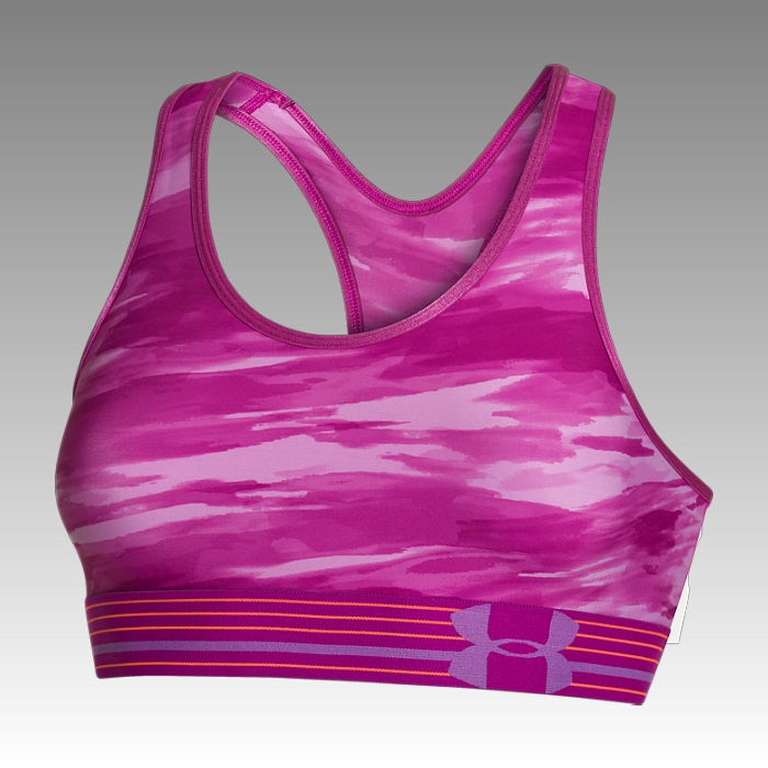 podprsenka Under Armour Still Gotta Have It Printed Bra