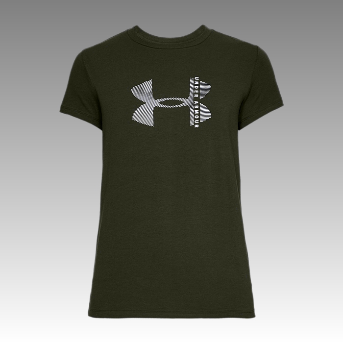 tričko Under Armour UA Women's Graphic Crew