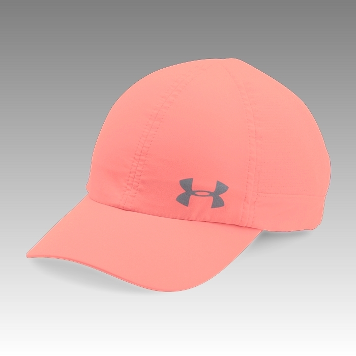 Under Armour Fly By Womens Running Cap Orange