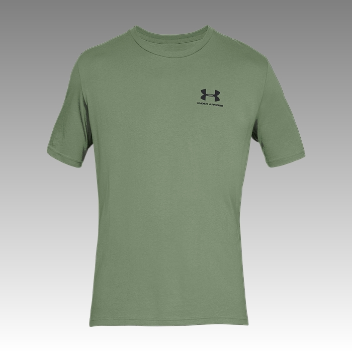 tričko Under Armour UA Men's Sportstyle Left Chest Logo T-Shirt
