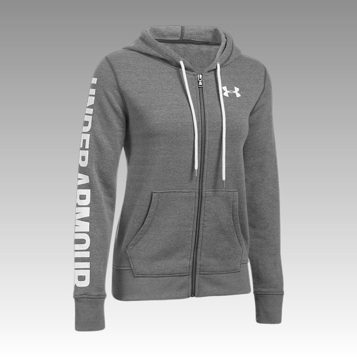 mikina Under Armour Women's UA Favorite Fleece Full Zip Hoodie