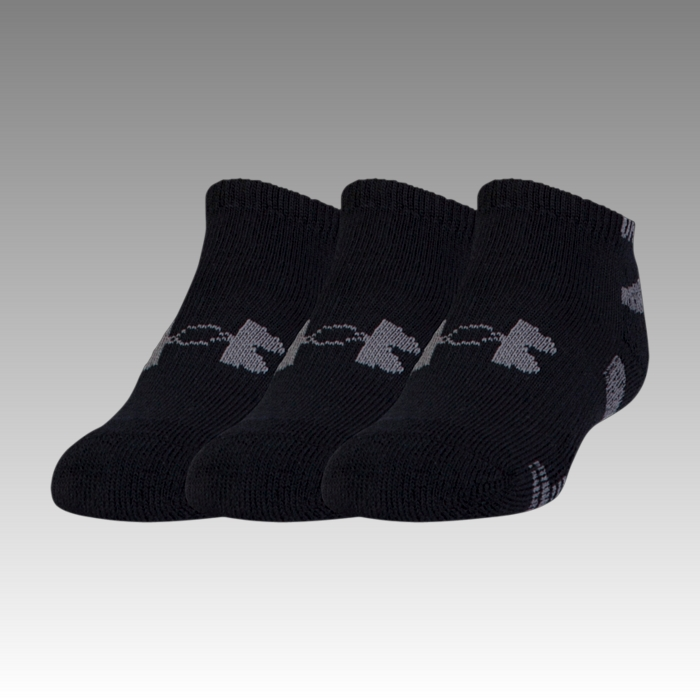 ponožky Under Armour Men's Heatgear No Show Socks 3 Pk