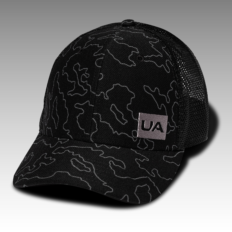 šiltovka Under Armour UA Men's Trucker Blitzing Cap