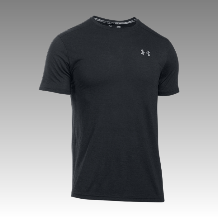 Men's Threadborne Streaker Running Short Sleeve Shirt