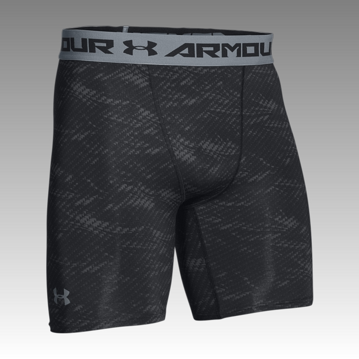 šortky, kraťasy Under Armour Heatgear Armour Compression Printed Short
