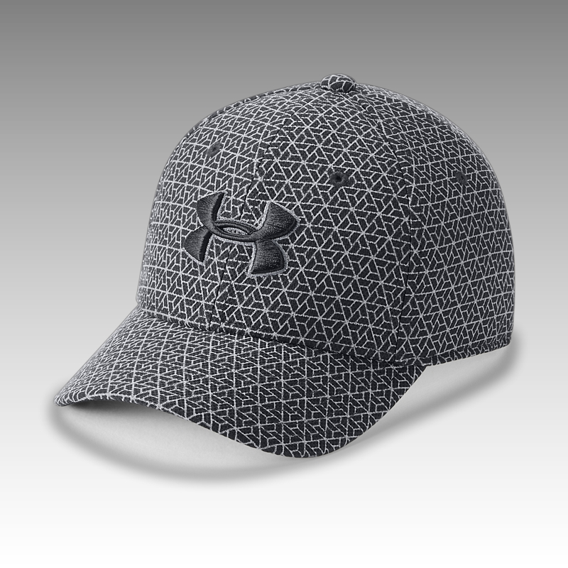 šiltovka Under Armour UA Boys' Printed Blitzing 3.0 Cap