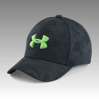 šiltovka Under Armour Boys' Printed Blitzing Cap