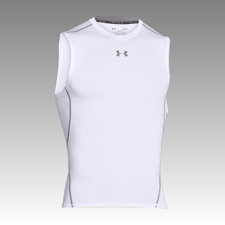 Heatgear Armour Sleeve Less Compression Tee