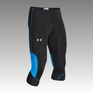capri Under Armour Dynamic Run Compression Capri