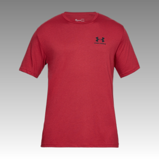 UA Men's Sportstyle Left Chest Logo T-Shirt