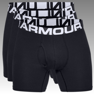 UA Men's Charged Cotton® 15 cm Boxerjock® – 3-Pack