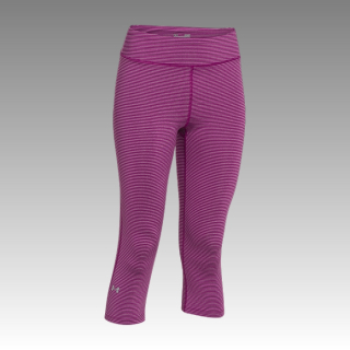 capri Under Armour Heatgear Alpha Compression Stripe Capri