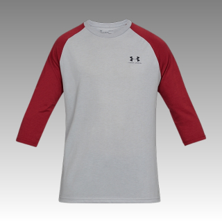 tričko Under Armour UA Men's Sportstyle Left Chest 3/4 T-Shirt
