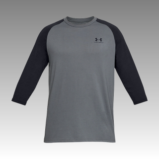 UA Men's Sportstyle Left Chest 3/4 T-Shirt