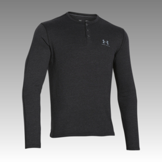 tričko Under Armour Tri-Blend Longsleeve Henley