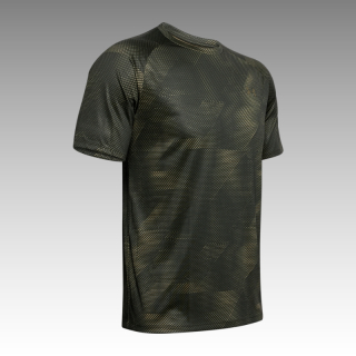tričko Under Armour UA Men's Tech™ Printed Short Sleeve Shirt