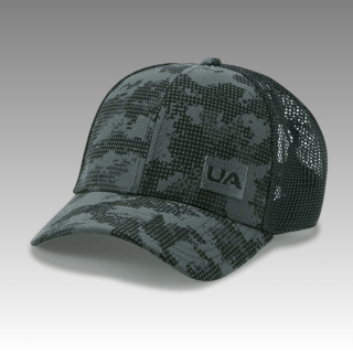 UA Men's Trucker Blitzing Cap