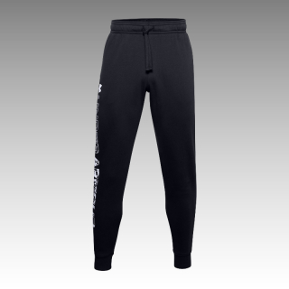 tepláky Under Armour Men's Rival Fleece Graphic Joggers