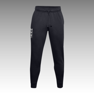 tepláky Under Armour Men's Rival Fleece Multilogo Joggers