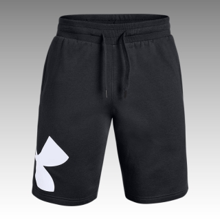 UA Men's Rival Fleece Logo Shorts