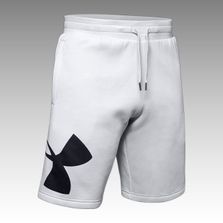 šortky, kraťasy Under Armour UA Men's Rival Fleece Logo Shorts
