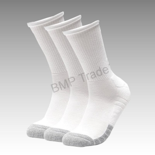 UA Adult HeatGear® Crew Socks 3-Pack