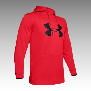 mikina Under Armour UA Men's Armour Fleece® Big Logo Hoodie