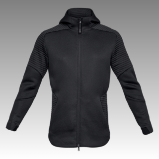 UA Men's Unstoppable /MOVE Full-Zip Hoodie