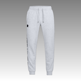 tepláky Under Armour UA Men's Rival Fleece Script Joggers